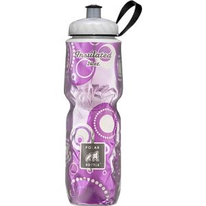 Polar Insulated Water Bottle: 24oz Andromeda