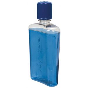 Nalgene Flask: 12oz Slate Blue