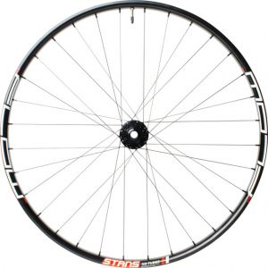NoTubes Flow MK3 Front Wheel: 27.5 15x110mm Boost