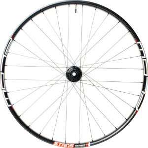 NoTubes Flow MK3 Rear Wheel: 27.5 12x142mm Shimano Freehub