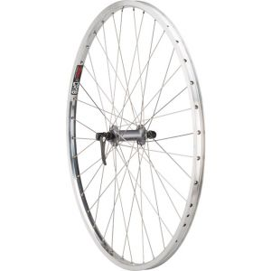 Quality Wheels Value Rim Front Wheel 100mm QR Shimano 2400 Silver / Sun CR-