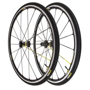 Mavic Ksyrium Pro SL Wheelset with tires