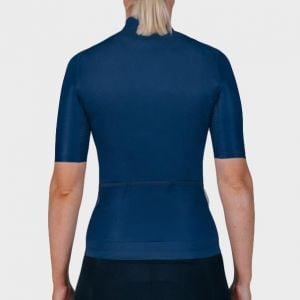 Black Sheep Euro Collection Women's Navy Jersey - M