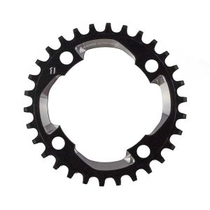 SRAM X01 11 Speed 30T Chainring Black