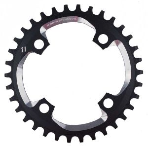 SRAM X01 11 Speed 34T Chainring Black