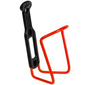 Zefal Alu Plast 124 Bottle Cage Red