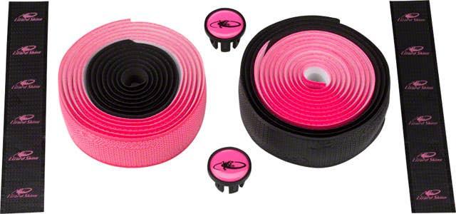 New Lizard Skins DSP 2.5mm Bar Tape Neon//Black