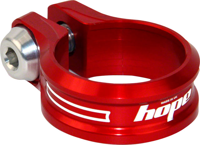 New Hope Bolt Seat Clamp 34.9mm Black