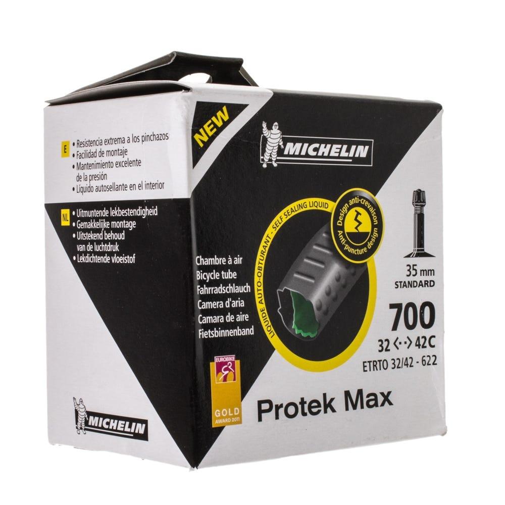 """26x1.85-2.30/"""" 40mm Presta Valve Michelin Protek Max Tube"""