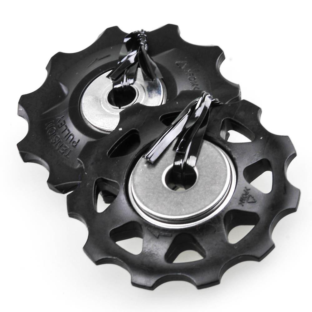 New Shimano 105 Pulley Set Rd 5800 Gs 11 Speed Midcage Jockey Wheel
