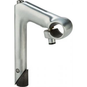 Zoom HE 1 Quill Stem: 80mm -17 Degree 150mm Quill 25.4mm Bar Clamp