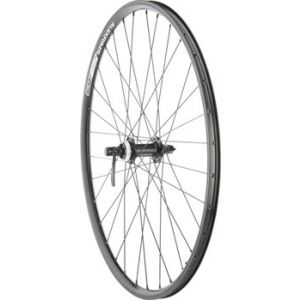 Quality Wheels Front Wheel Rim and Disc Convenience 26 32h Shimano TX505 /