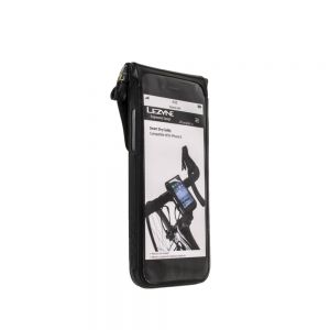 Lezyne Smart Dry Caddy (iPhone 6 Compatible) Black
