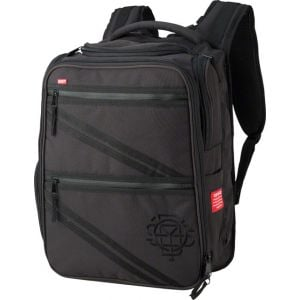 Odyssey Monogram Backpack Black