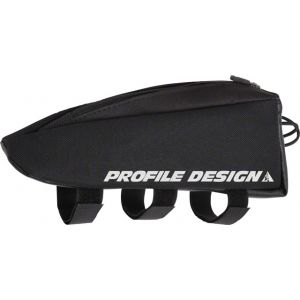 Profile Design Aero E-Pack Top Tube/Stem Bag: Black