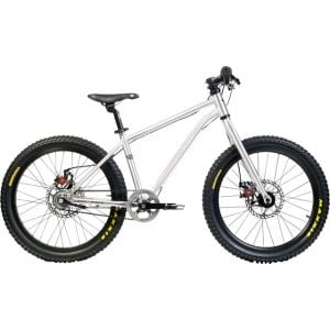 Early Rider Belter Trail 3 Complete Bike: 20 Wheels Silver