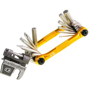 Crank Brothers Multi-17 Tool Gold