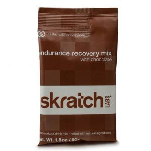 Skratch Labs Endurance Recovery Drink Mix: Chocolate Single Pack