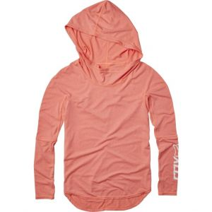 Fox Racing Contoured LS Women's Hoody Melon