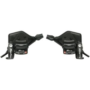 Sunrace M53 7 Speed Shifter Set Black