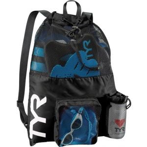 TYR Big Mesh Mummy Backpack Black
