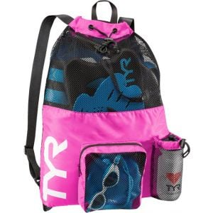 TYR Big Mesh Mummy Backpack Pink