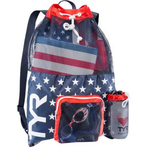 TYR Big Mesh Mummy Backpack USA