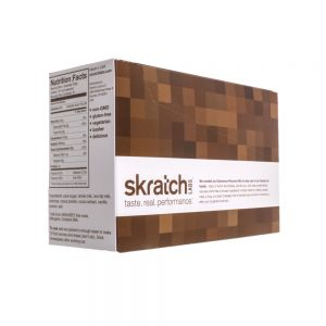 Skratch Labs Endurance Recovery Drink Mix: Chocolate Box of 10