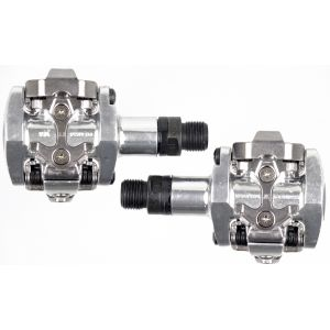 Shimano Deore M505 Pedals Silver