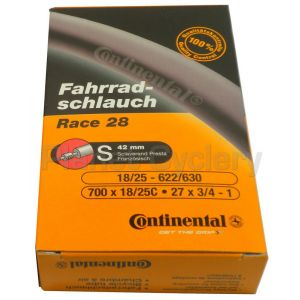 Continental Race 28 700X18-25c Tube - Presta 80mm