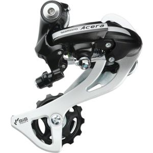 Shimano Acera M360-SGS 7/8-Speed Long Cage Rear Derailleur Black