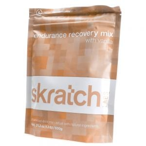 values - Skratch Labs Endurance Recovery Mix, Vanilla, 600g Resealable Bag