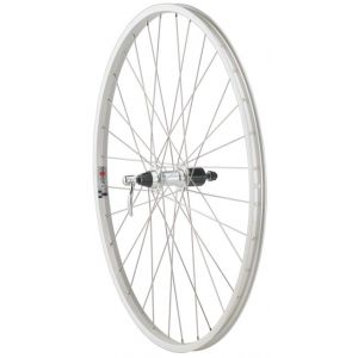 Quality Wheels Value Series 1 Mountain Rear Wheel 700c Formula 135mm
